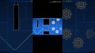 Geometry Dash: Beating friends challenge