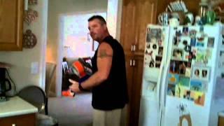 nerf gun fight Thumbnail