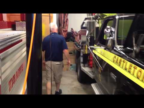 CFD Fire Department Tour
