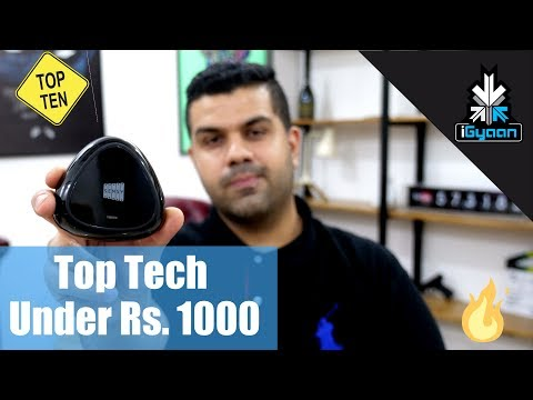 Top 10 Tech Accessories Under Rs.1000 - Budget Shopping