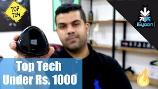 Top 10 Tech Accessories Under Rs.1000 - Budget ...