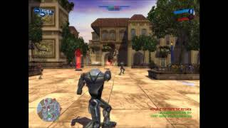 star wars battlefront 1 gameplay s2 #2 pc naboo theed