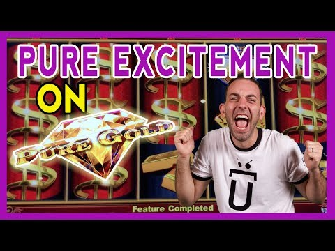💎Pure GOLD Slots = Pure EXCITEMENT😆+ BONUS On Spin It GRAND 🎰San Manuel Casino ✦ BCSlots