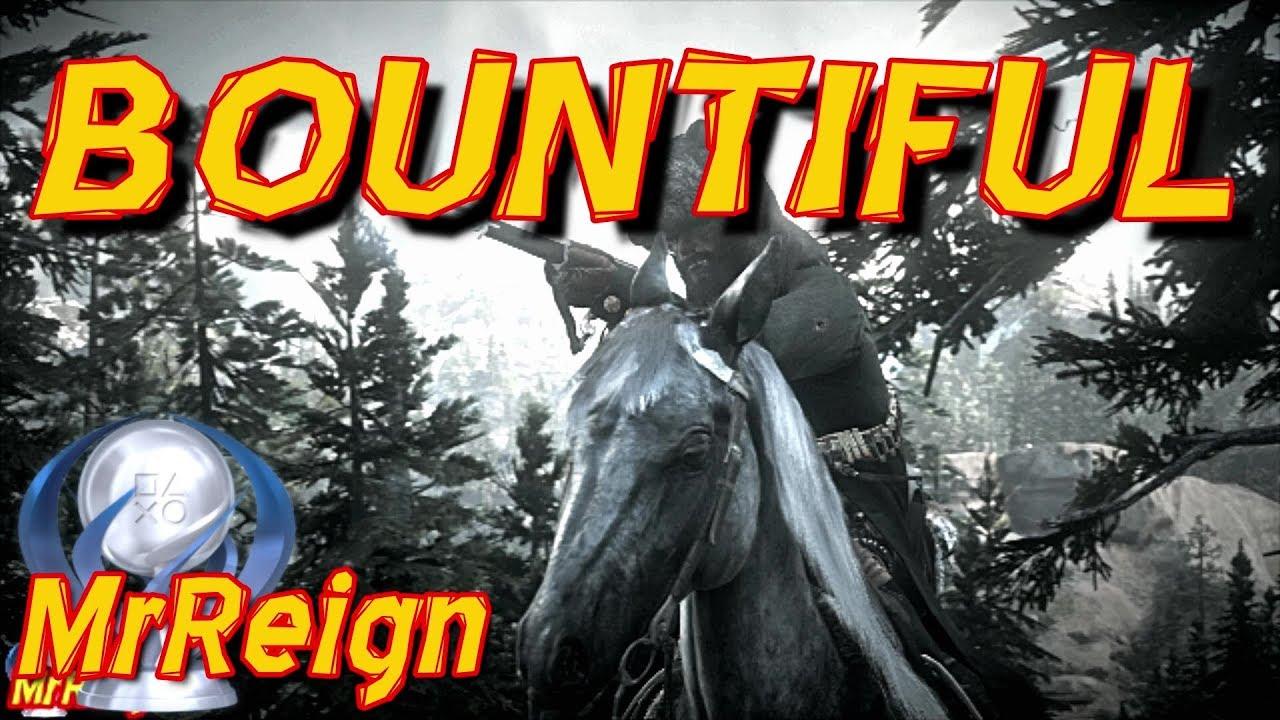 Download Red Dead Redemption 2 - Bountiful - Trophy Achievement - Full Walkthrough