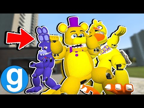 New FNAF 2 Animatonics Doing Fortnite Dances Funny Moments! [Garry's Mod Sandbox] thumbnail