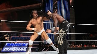 R-Truth vs. Bo Dallas: SmackDown, August 1, 2014