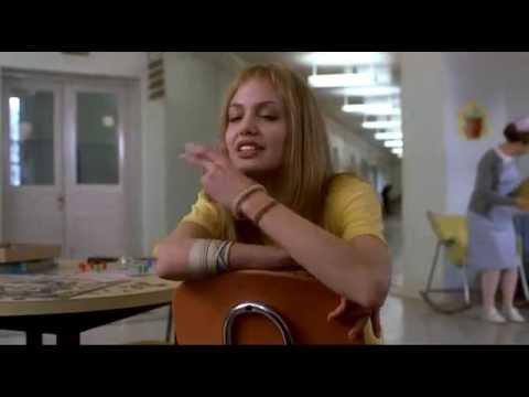Girl, Interrupted 1999 Lisa Smoke scene, Angelina Jolie
