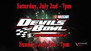 Firecracker Weekend at Devil's Bowl Speedway