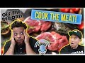 Off The Record: Bellybutton Lint & Cooking Meat (ft. Tahir Moore)