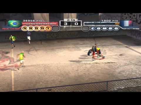 Fifa Street - Gameplay