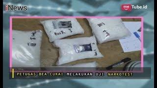 Geledah Tas Penumpang, Petugas Bea Cukai Dumai Temukan 5.1 Kg Sabu Part 02 - Indonesia Border 10/09
