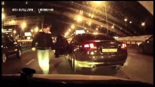 NEW car accident in Russia!!Audi A8 crash!ДТП автокатастрофе aвари