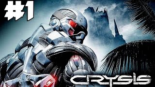 Crysis Let's play FR partie 1