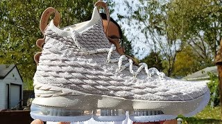 Nike Lebron 15 Ghost Review!!! Why Did These Sell Out?!!