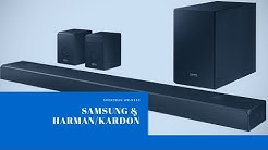 [German Review] SAMSUNG harman/kardon HW-N950 Soundbar mit Dolby Atmos im Test