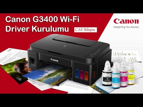 скачать драйвер Canon G3400 - фото 5