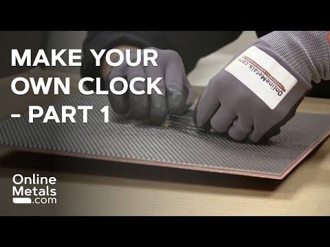 DIY | Make Your Own Clock Part 1