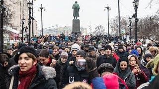 Марш материнского гнева. Россияне не верят чиновникам. Опрос дня.