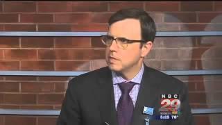 TMS Therapy - Dr. David Hamilton (NBC29)