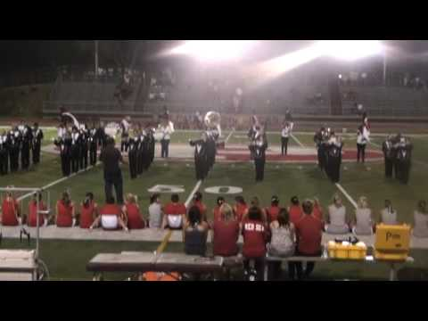 Patterson High School Band  9/11/2009