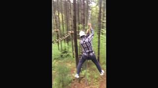 TreeTop Trekking Ganaraska - The Flyswatter!