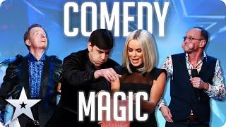 Comedy MAGIC!   BGT 2020