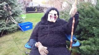 Halloween Scare Prank 2016