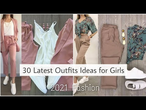 30 Outfits Ideas for Girls 2021 | Lookbook | Casual outfits | STYLE GRAM Dress Collection Haul