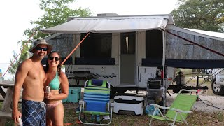 How a POPUP Camper changed our LIVES!