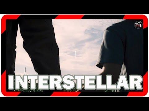 Pelicula:trailer Interstellar español (2014) II Trailer español Interstellar