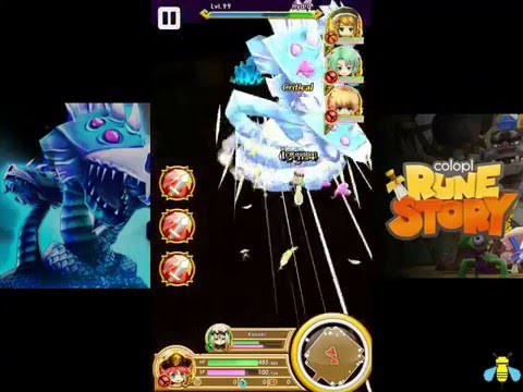 Colopl Rune Story - EPIC BOSS: HYDRA