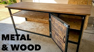 Heavy Duty Shop Table BUILD