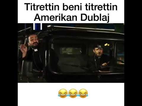 (HEP YEK 2) Titrettin beni titrettin Amerikan dublaj & Veysel Zaloğlu