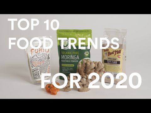 Top 10 Food Trends for 2020 l Whole Foods Market