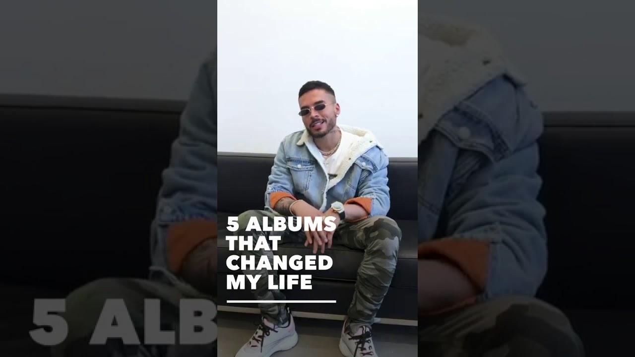 Reykon (Los 5 álbumes que cambiaron mi vida)