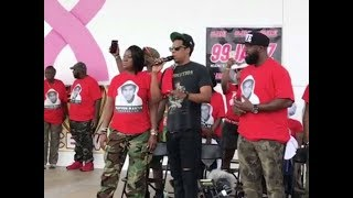 Jay-Z Takes The Mic & Makes Powerful Statement At Trayvon Martin's Event | Hip Hop News