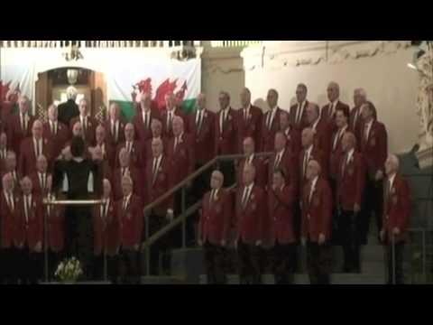 Rhythm Of Life - South Wales Male Choir (Cor Meibion De Cymru)