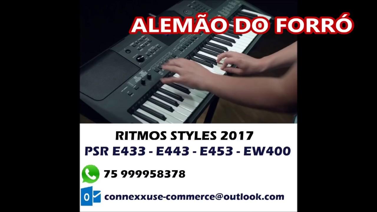 TECLADO PARA RITMOS BAIXAR STY