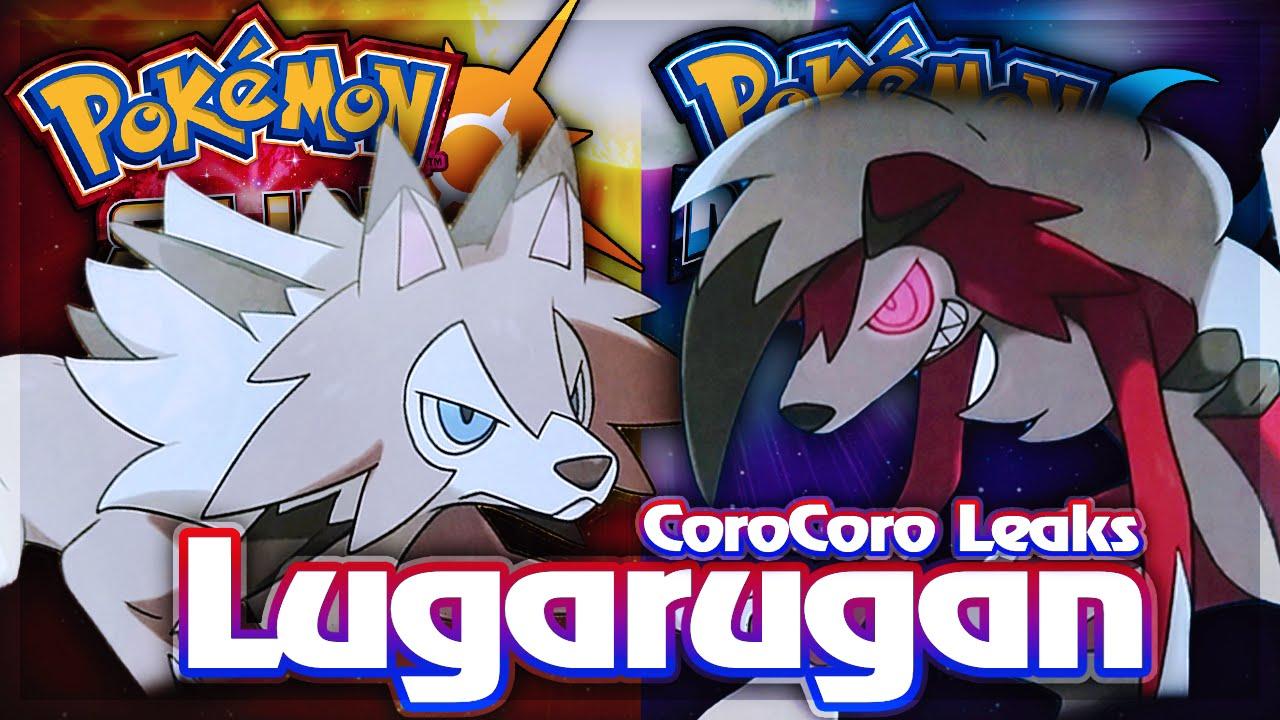 NEW Rockruff Evolutions REVEALED + 2 NEW ULTRA BEASTS in CoroCoro ...