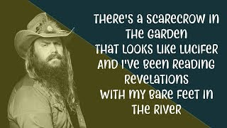 Chris Stapleton - Scarecrow In The Garden (Lyrics/Letra Video) 4K