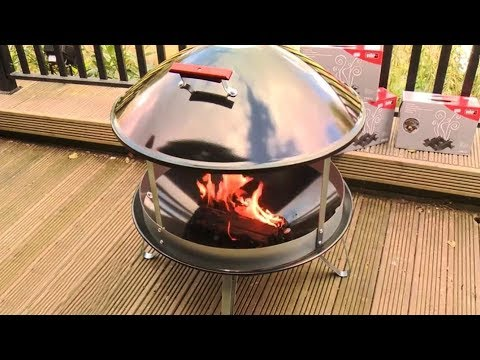 Weber Fireplace Demonstration Youtube