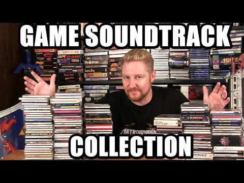 VIDEO GAME SOUNDTRACKS (Collection) - Happy Console Gamer