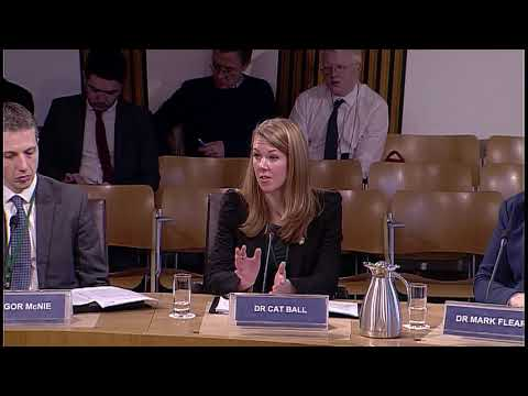 Health and Sport Committee - 13 March 2018