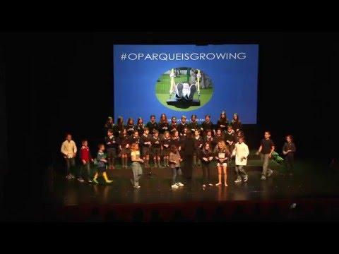 #oparqueisgrowing | CCB | 2016