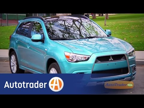 2011 Mitsubishi Outlander Sport - AutoTrader New Car Review