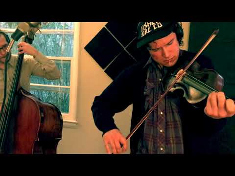 Giant Steps - Billy Contreras & Jimmy Sullivan - Fiddle/Bass Duo