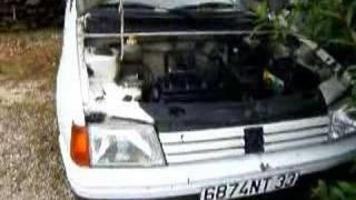 205 GR moteur HS