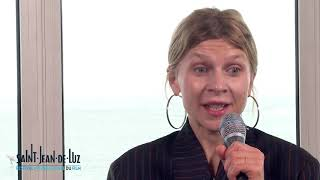 Interview de Clémence POESY,  Festival International du film de Saint-Jean-de-Luz 2020