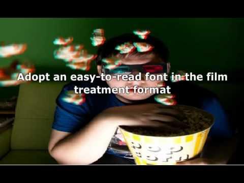 Film Treatment Format