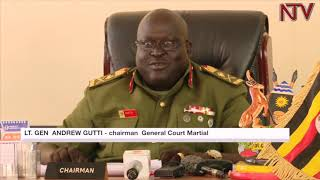 Army Court blocks Kitatta's attempt to use hotel CCTV footage as evidence